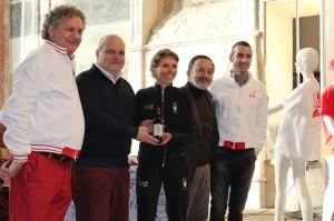 Premio Club 42.195 alla maratoneta Catherine Bertone