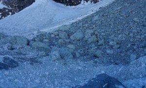 Secondo gli esperti la parete nord est del Monviso è fragile: prevedibili nuove frane