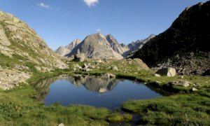 Il 5x1000 alla manutenzione dei sentieri nei parchi Alpi Marittime e Marguareis