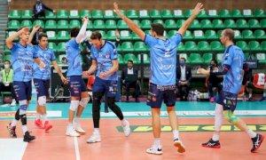 Pallavolo A2/M, al via i playoff: domenica Cuneo ospita Reggio Emilia