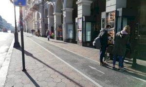 La Granda in zona arancione da mercoledì: respirano negozi, parrucchieri ed estetisti