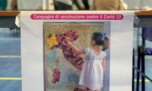 Vaccini anti-Covid, in Piemonte 350mila persone hanno ricevuto anche la seconda dose