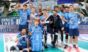 Pallavolo A2/M: Cuneo, buona la prima nei quarti di finale playoff