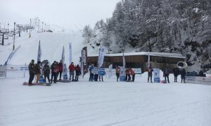 Gli International Ski Games di Prato Nevoso si chiudono con l'annullamento per neve dell'ultima giornata
