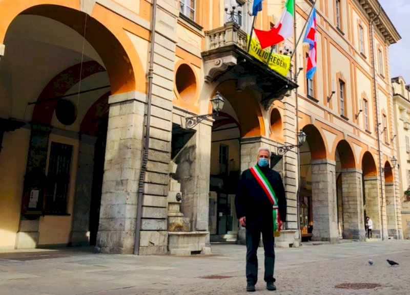 """Cuneo ancora zona rossa in un Piemonte arancione, Borgna: """"Decisione inevitabile"""""""