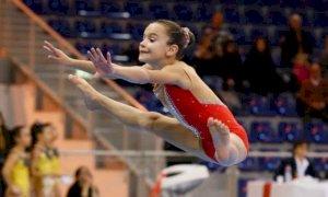 Ginnastica, oro nel concorso generale a Biella per Asia Delfino