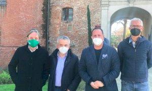 L'assessore regionale Protopapa in sopralluogo con Cia Cuneo per i danni da gelo