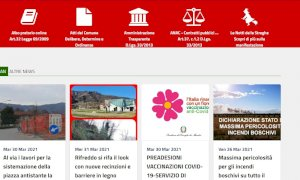 Rifreddo, un nuovo sito internet per il Comune