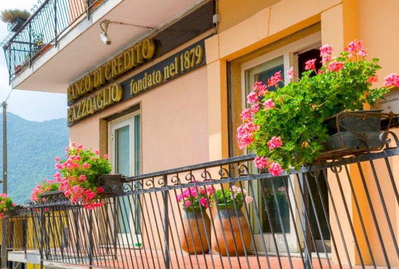 Il Banco Azzoaglio di Ceva restaura una filiale ai confini della Granda
