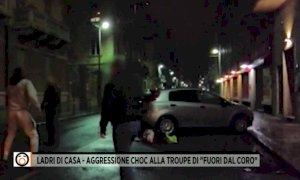 Cuneo, l'aggressione alla troupe di