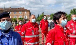 Mondovì, nuovo servizio dei Volontari e delle Crocerossine del Comitato CRI