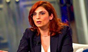 Anche la viceministra all'Economia Laura Castelli tra gli ospiti di