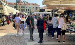 L'incidenza è in calo, oggi la nuova verifica che potrebbe portare Cuneo in zona arancione