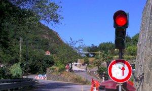 Cantieri per l'allacciamento alla rete gas metano: tre sensi unici sulle strade provinciali del Cuneese