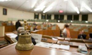 Da martedì 20 aprile le sedute del Consiglio regionale torneranno in presenza