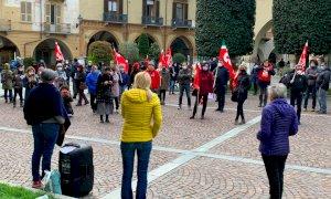 Aborto, stamane una manifestazione in piazzetta Audiffredi per difendere la legge 194