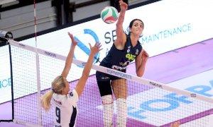 Pallavolo A1/F: il primo rinforzo di Cuneo per la prossima stagione è Federica Stufi