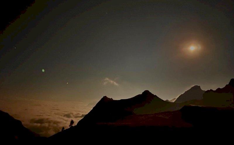 "Castelmagno, a luglio arriva ""l'astronomical weekend"" al rifugio Fauniera"