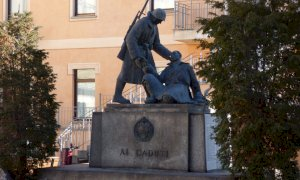 Anche a Borgo San Dalmazzo celebrazioni in forma ridotta per il 25 aprile