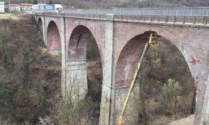 Senso unico sul ponte dell'Olla di Gaiola per verifiche dell'Anas
