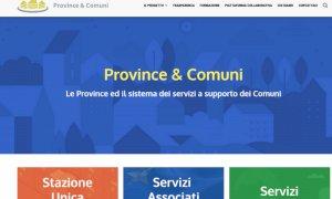 """""""Province&Comuni"""": online il sito di progetto per costruire la"""