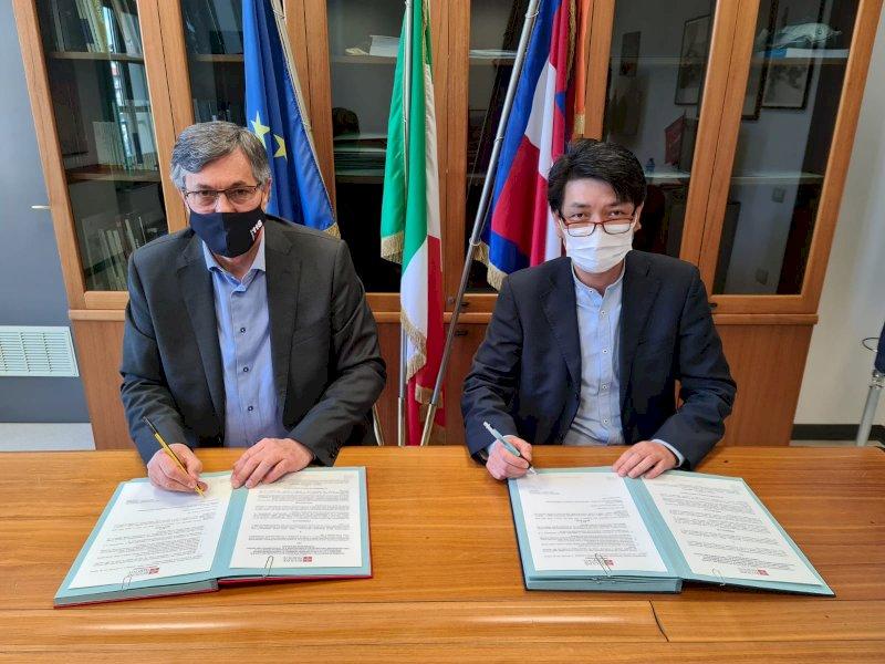 Covid, firmato il protocollo di collaborazione tra Regione e comunità cinese