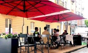 Dehors e spazi esterni, il Comune di Cuneo proroga le misure a sostegno di locali e negozi