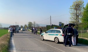 Incidente tra Passatore e Cerialdo, due feriti trasportati al Santa Croce