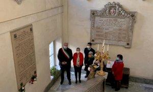 Cuneo, il sindaco Borgna sui luoghi della Resistenza per onorarne la memoria