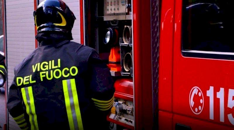 Fuga di gas a Genola, intervengono i Vigili del Fuoco