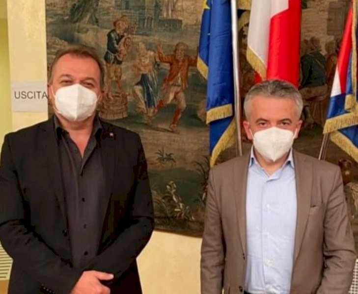 Paolo Bongioanni e Marco Protopapa