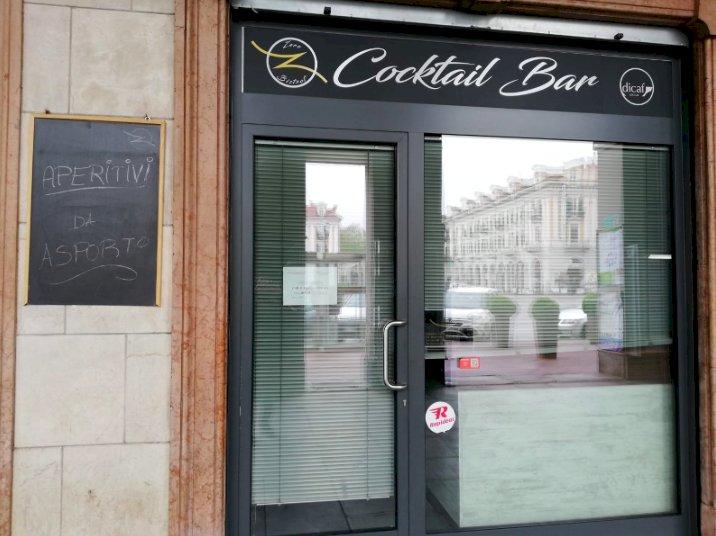 Violazione della normativa anticovid, chiuso pure il cocktail bar di piazza Galimberti 'Zero Bistrot'