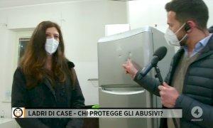 Cuneo, la casa di via Felice Cavallotti torna ai proprietari. Mario Giordano: