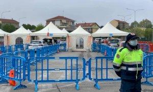 Oggi in Piemonte vaccinate contro il Covid 25.023 persone