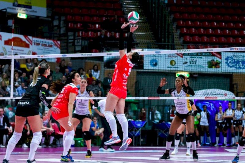 Volley, il ritorno di Beatrice Agrifoglio chiude la cabina di regia della Bosca San Bernardo
