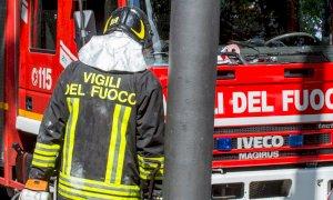 Incidente in cantiere ad Alessandria, dal comando provinciale di Cuneo quattro squadre dei vigili del fuoco