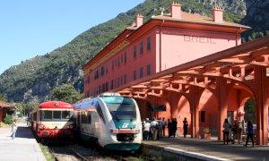 Ferrovia Cuneo-Nizza, dal 3 maggio riapre la tratta Saint Dalmas-Breil