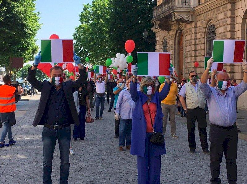"""Cuneo, il primo maggio Fratelli d'Italia scende in piazza: """"Non è festa senza lavoro"""""""