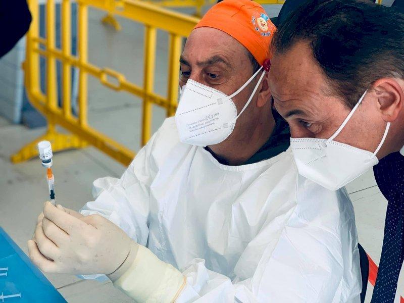 La Regione fa il punto sulle vaccinazioni: il dettaglio categoria per categoria