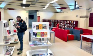 Saluzzo, lunedì apre la nuova biblioteca civica
