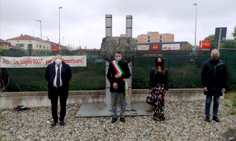 Primo Maggio, a Fossano si ricordano le cinque vittime del Molino Cordero