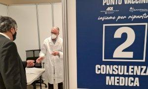 Consegnate oggi in Piemonte 151mila nuove dosi di vaccino anti-Covid