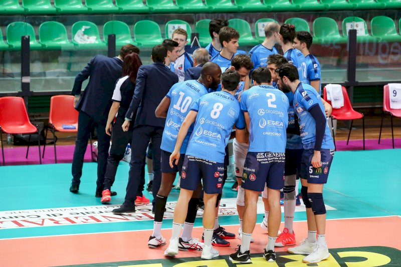 Pallavolo A2/M: finisce in semifinale l'avventura playoff di Cuneo