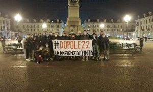 """#Dopole22, Italexit si unisce alla protesta di Cuneo: """"Il coprifuoco è una scelta politica"""""""