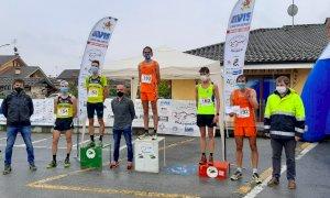 Corsa in montagna, Martin Dematteis e Francesca Ghelfi vincono sui Sentieri Cervaschesi