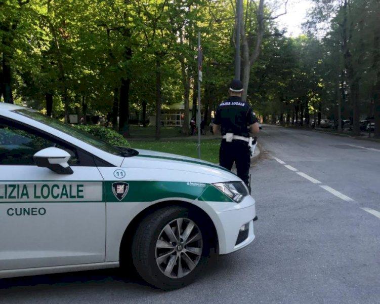 Cuneo, nessuna sanzione da parte della Municipale nel primo weekend di zona gialla