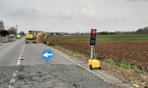 Sensi unici e chiusure stradali per lavori nel Monregalese e Cuneese