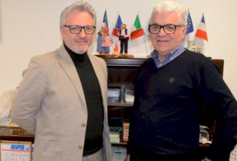 Giuseppe Ferraro e Flavio Zunino