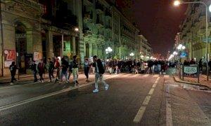 Cuneo, nei guai gli organizzatori della protesta contro il coprifuoco di sabato scorso