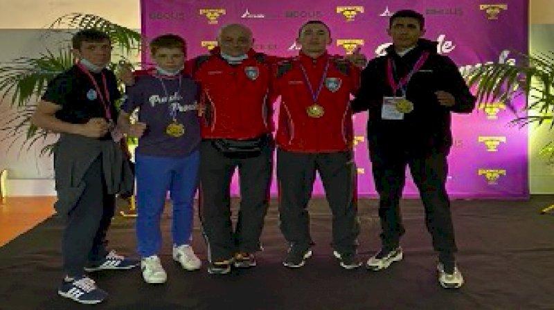 """Boxe Cuneo al """"Kick Boxing Purple Punch"""" di Lecco"""